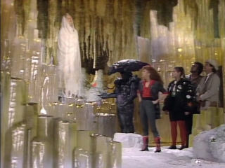 Doctor Who The Classic Series - Dragonfire / Классический Доктор Кто Пламя Дракона 2 из 3 [MKVADRAT] РУС