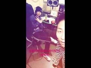 [VK][11.12.2016] dindinem InstagramStories update