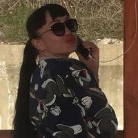 Анкета Екатерина Филимонова
