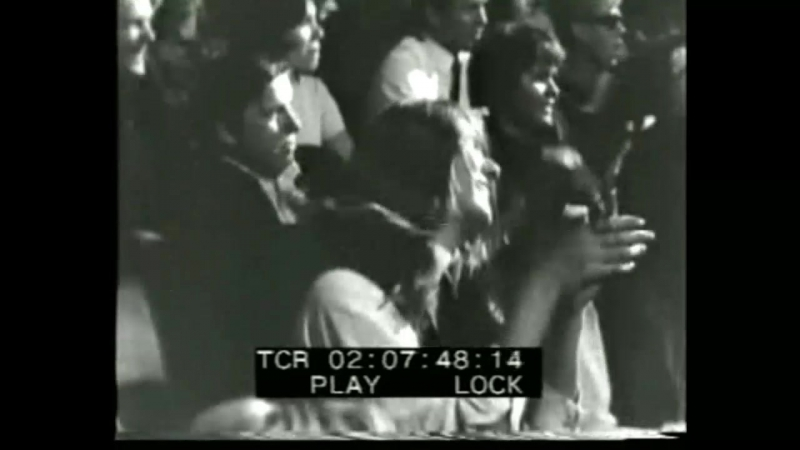 The Beatles – Circus Krone-Bau afternoon show Munchen newsreel (1966.06.24)