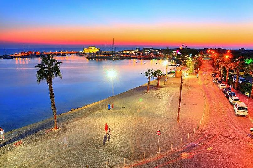 Кипр, Пафос на 6 дней, полупансион за 10859 руб. с человека!