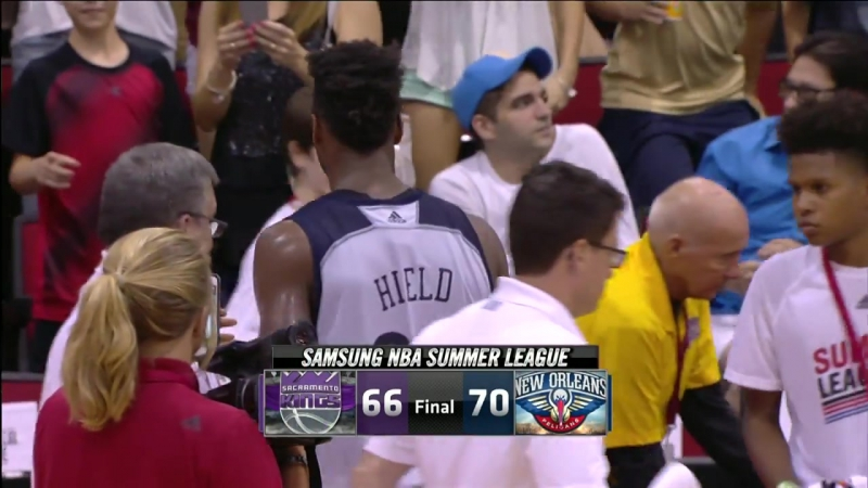 23 очка Бадди Хилда в дебютной игре в Летней лиге НБА