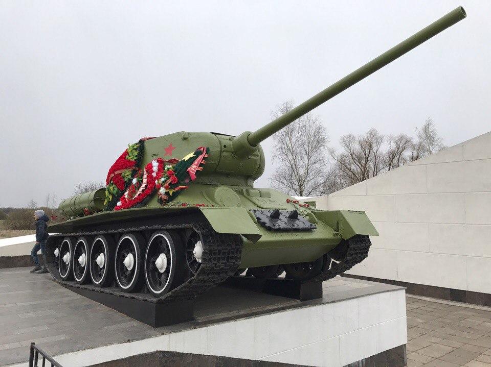 Линия обороны Великий Новгород.