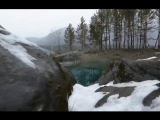 Путешествие к центру земли, Горный Алтай - документальный фильм Валдиса Пельша