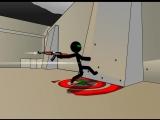 Мультик по мотивам Counter-Strike и карту de_aztec