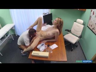 [FakeHospital] Belle Claire (Hot Czech patient craves hard cock - 11.11.2016) rq