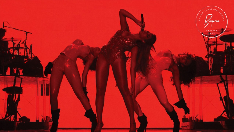 Beyoncé Naughty Girl I Am World Tour