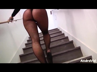 Porno Star ∞ Jada Stevens Hot Anal whore Brunette Big Ass Sex Джада Стивенс соблазняет шикарной попкой, анал секс брюнетка