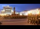 Репетиция парада Победы на площади Свободы в Казани 2016