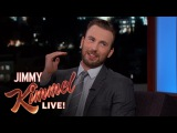Chris Evans on His Love of Tom Brady and The Patriots