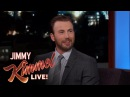 Chris Evans Parents Played a Crazy April Fools Prank on Him