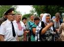 Покладання квітів до могил загиблим в АТО в місті Кодима та селах Смолянка та Івашків