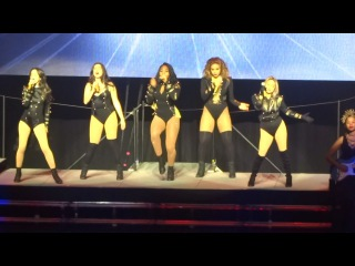 Fifth Harmony Amsterdam 2016 - Intro + That's My Girl