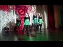 Ирландский танец. Семейный клуб «Банана». Концерт 2015, декабрь