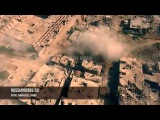 MUST SEE DRONE FOOTAGE SHOWS FIERCE CLASHES BETWEEN SYRIAN ARMY AND US BACKED ISLAMIC TERRORISTS