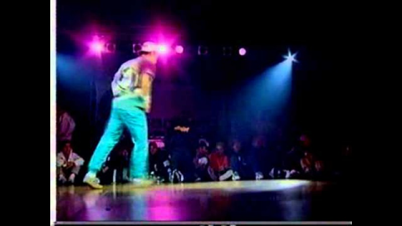 B-boy Gombi, Special, Lil-b, Benny - Back to Planet Rock 1998 Holland