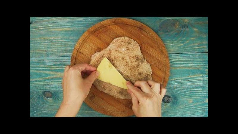Куриная грудка с сыром - Рецепты от Со Вкусом » Freewka.com - Смотреть онлайн в хорощем качестве