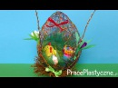 Jak zrobić jajko z balona?