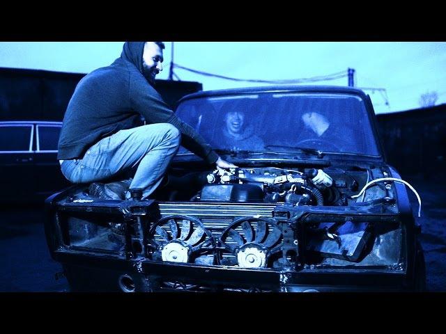 BLACK JACK 10. Russian Crazy Car / ЖИГУЛЬ, КОТОРЫЙ ВАЛИТ