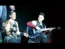 Rammstein LIVE Ohne Dich acoustic version - Vienna, Austria 2016