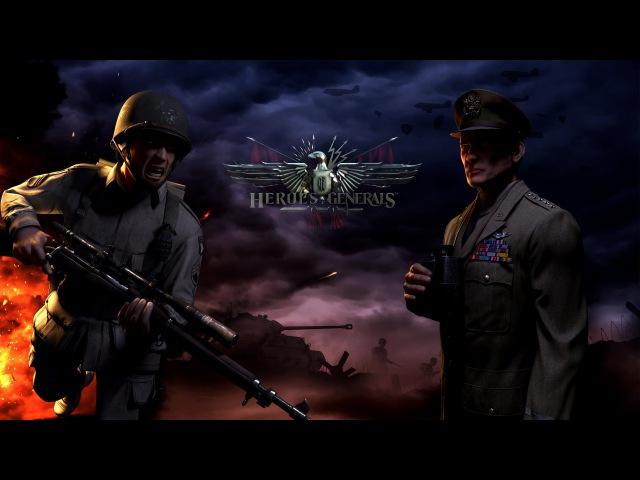 Первый взгляд Обзор на игру Heroes and Generals