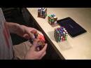 2x2, 3x3, 4x4, 5x5 in 3:05.99