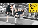Работа по этажам руками и ногами от Виталия Дунца и Анвара Абдуллаева тайский бокс кикбоксинг hf jnf gj 'nf fv herfvb b yjufv