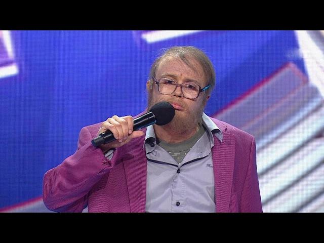 Comedy Баттл. Последний сезон - Дядя Витя (1 тур) 10.04.2015