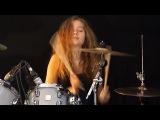 Bohemian Rhapsody (Queen) drum cover by Sina