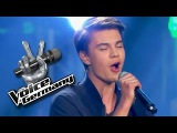 A Thousand Miles - Vanessa Carlton  Linus Bruhn Cover  The Voice of Germany 2015   Audition