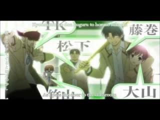 Angel Beats · Ангельские ритмы · Опенинг