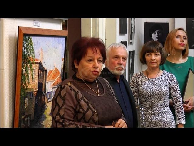 Виставку до Дня музеїв відкрили слов'янські працівники культури