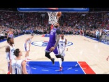 DeMarcus Cousins 46/15/5 vs Philly | 01.30.17