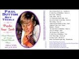 Paul Dutton, boy soprano soloist of Leeds Parish Church, sings O Little Town of Bethlehem, LP, 1970