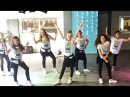 Girls - Marcus Martinus ft Madcon - Easy Kids Fitness Dance - Warming-up Choreography