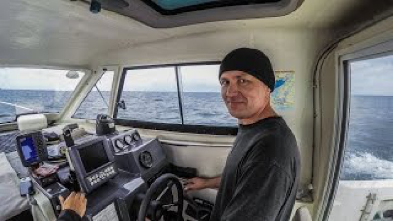Без ружья. Подводная охота. Владивосток