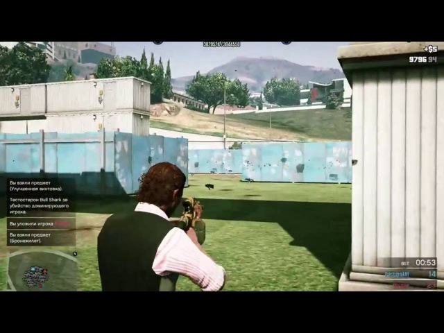 GTA 5 Online Турнир RNG 1x1 PrestupnikN1 VS Maramal