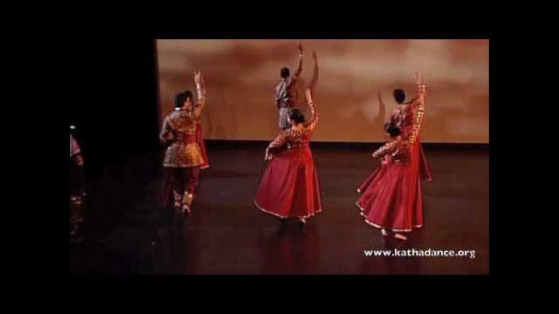 Soul to Sole - Gospel Music and Kathak Dance 031910-Part I