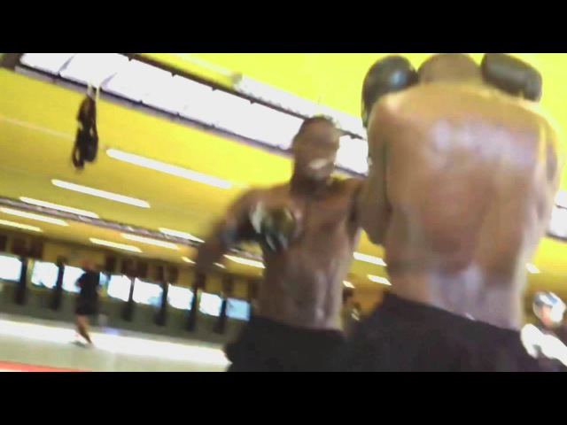 Mikes Gym Extremely Hard Sparring and Conditioning Training (Hari, Manhoef, Groenhart ..) HD