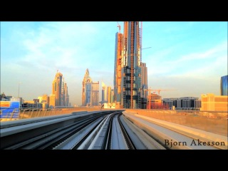 Bjorn Akesson — Sandcastle Express (Original Mix)