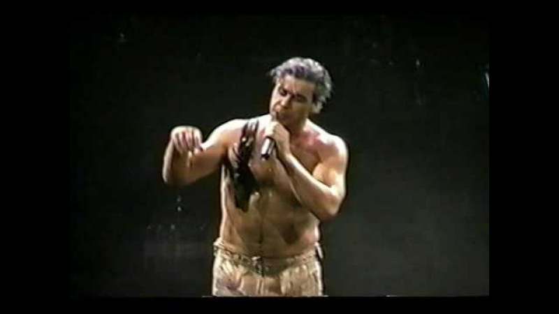 Rammstein - [LIVE] Phoenix, America West Arena, USA, 1998.10.12 [FULL VIDEO BOOTLEG]
