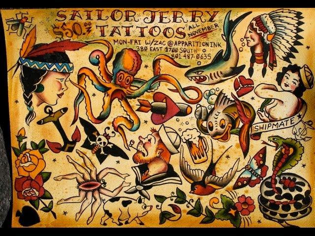 Sailor Jerry's FLASH pangels best 0061