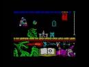 Игра Nonamed - часть 11/15 (Sinclair ZX Spectrum 48K, 1987)