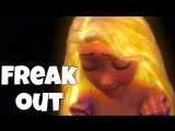 Фразовый глагол to FREAK OUT из мультфильма Tangled