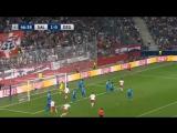 Red Bull Salzburg vs Dinamo Zagreb 1-2 24-08-2016