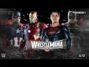 Капитан Америка и Железный Человек против Бэтмена и Супермена