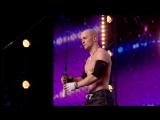 Александр Магала на британском шоу талантов