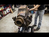 Chrysler Hemi FirePower Восстановление двигателя