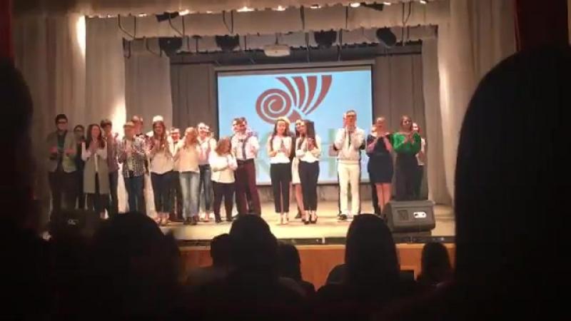 Выход КВН Лига ЧелГУ 2016 - 2017 команда КВН 2,5