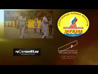 Непобедимая держава 2015 _ Спартакиада боевых искусств в Тольятти
